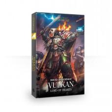Vulkan: Lord of Drakes (HB) (GWBL2561)