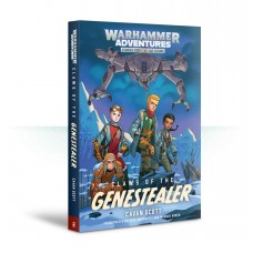 Book 2: Warped Galaxies – Claws of the Genestealer (PB) (GWBL2666)
