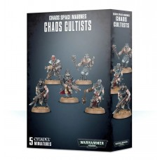 Chaos Cultists (GW35-34)