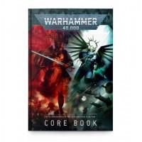 Warhammer 40,000 Core Rule Book (GW40-02)