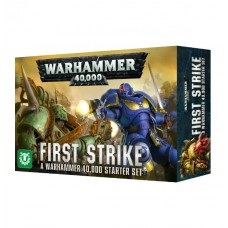 First Strike: A Warhammer 40,000 Starter Set (GW40-04-60)