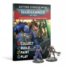 Getting Started with Warhammer 40,000 (GW40-06)