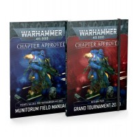 Chapter Approved and Munitorum Field Manual (GW40-10)