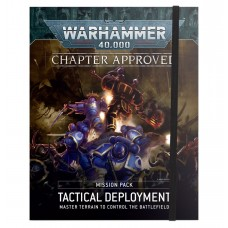 Chapter Approved Mission Pack: Tactical Deployment (GW40-11)
