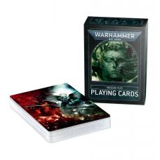 Warhammer 40,000 Indomitus Playing Cards (GW40-60)