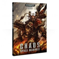 Codex: Chaos Space Marines (Softback) (GW43-01-60) (SB)