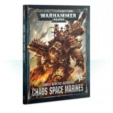 Codex: Chaos Space Marines II (GW43-01-60NN)