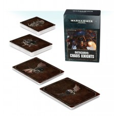 Datacards: Chaos Knights (GW43-05-60)