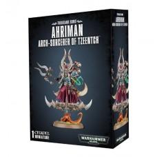 Ahriman, Arch-Sorcerer of Tzeentch (GW43-38)