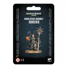 Chaos Space Marines Sorcerer (GW43-69)