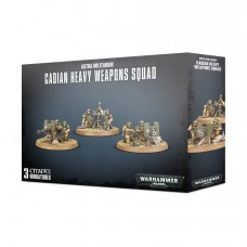 Cadian Heavy Weapon Squad (GW47-19)
