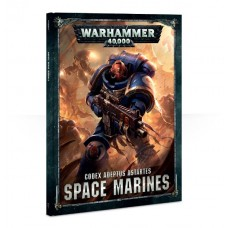 Codex: Space Marines (Hardback) (GW48-01-60-18)
