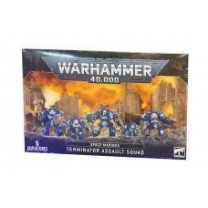 Terminator Assault Squad (GW48-34)