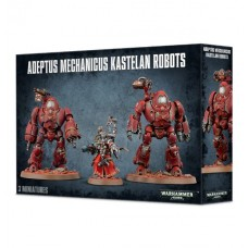 Adeptus Mechanicus Kastelan Robots (GW59-16)
