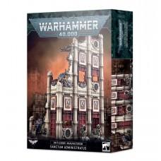 Battlezone: Manufactorum – Sanctum Administratus (GW64-65N)