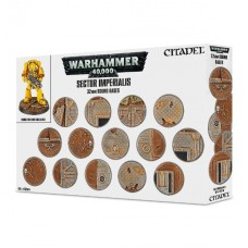 Sector Imperialis 32mm Round Bases (GW66-91)