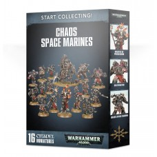 Start Collecting! Chaos Space Marines (GW70-40)
