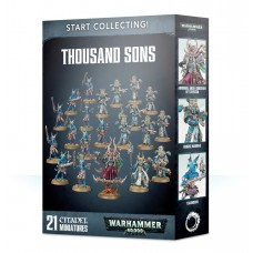 Start Collecting! Thousand Sons (GW70-55)