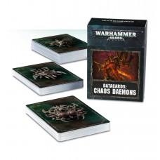 Datacards: Chaos Daemons (GW97-04-60)