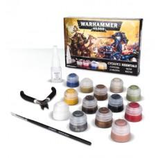 Warhammer 40,000 Citadel Essentials Set (GW60-12-60)