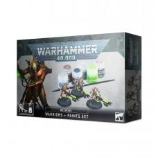 Necrons: Warriors + Paints Set (GW60-69)