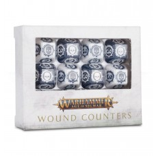 Warhammer AoS Wound Counters (GW65-15)