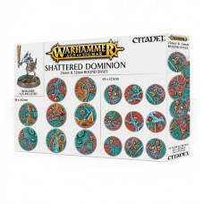 Shattered Dominion 25 & 32mm Round Bases (GW66-96)