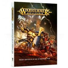 Warhammer Age of Sigmar Book (English) (GW80-02-60)
