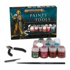 Warhammer Age of Sigmar Paints & Tools Set (GW80-17-60)