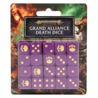 Grand Alliance Death Dice (GW80-21)