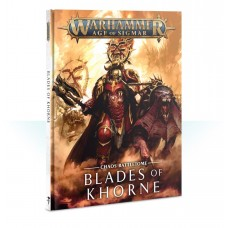 Battletome: Blades of Khorne (GW83-01-60)