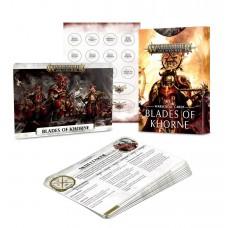 Warscroll Cards: Blades of Khorne (GW83-04-60)