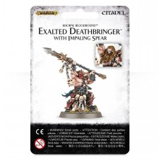 Exalted Deathbringer with Impaling Spear (GW83-26)