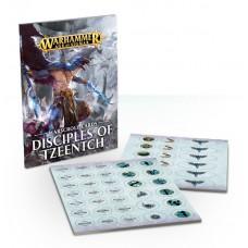 Warscroll Cards: Disciples of Tzeentch (GW83-46-60)
