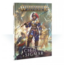 Battletome: Cities of Sigmar (GW86-47)