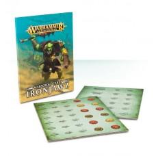 Warscroll Cards: Ironjawz (GW89-04-60)