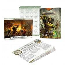 Warscroll Cards: Orruk Warclans (GW89-04)