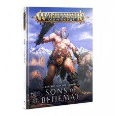 Battletome: Sons of Behemat (GW93-01)