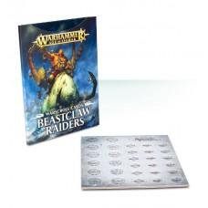 Warscroll Cards: Beastclaw Raiders (GW95-02-60)