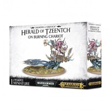 Herald of Tzeentch on Burning Chariot (GW97-20)