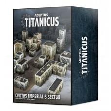 Adeptus Titanicus Civitas Imperialis Sector (GW400-11)