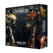 Adeptus Titanicus: The Horus Heresy Rules Set (GW400-15-60)