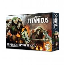 Adeptus Titanicus: Imperial Cerastus Knights (GW400-19)