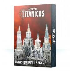 Civitas Imperialis Spires (GW400-27)