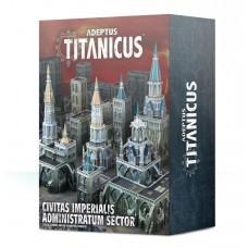 Civitas Imperialis Administratum Sector (GW400-28)