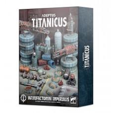 Adeptus Titanicus Manufactorum Imperialis (GW400-36)