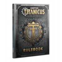 Adeptus Titanicus: The Horus Heresy – Rulebook (GW400-39)