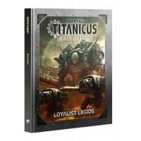 Adeptus Titanicus: Loyalist Legios (GW400-42)