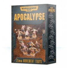Apocalypse 25mm Movement Trays (GW65-20)