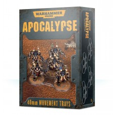 Apocalypse 40mm Movement Trays (GW65-22)